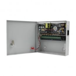 Strong Euro PowerSursa alimentare CCTV 12V 10A 9 iesiri STR1210-09C