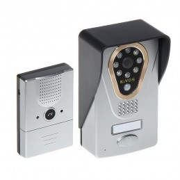 KivosVideointerfon wireless TCP/IP Kivos KDB400 cu deschidere de pe telefonul mobil