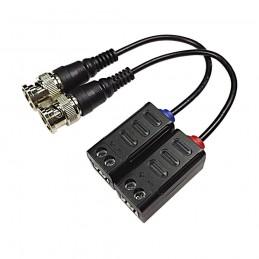 FolksafeFolksafe Video balun Pasiv HD - AHD, HDCVI, HDTVI FS-HDP4103