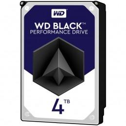 Western DigitalHDD Desktop WD Black (3.5'', 4TB, 256MB, 7200 RPM, SATA 6 Gb/s)