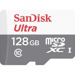 SANDISKMICROSDHC 128GB CL10 SDSQUNS-128G-GN6MN