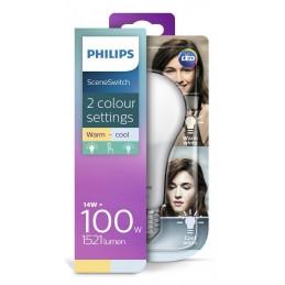 PHILIPSBEC LED PHILIPS E27 2700-4000K 14-100W