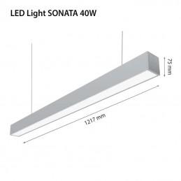 2RLAMPA LED 2R SONATA 3800159915241