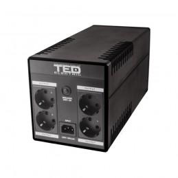 Camere analogice Hikvision Camera de dimensiuni reduse, 2MP, lentila 2.8mm, IR 20M - HIKVISION HIKVISION