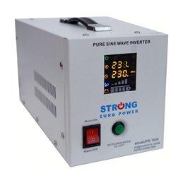 Strong Euro PowerUPS centrale termice Strong Euro Power 1500VA 1050W