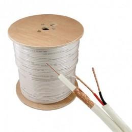Cablu coaxial RG59 +...